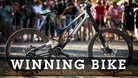WORLD CHAMPS WINNING BIKES - Loic Bruni & Miranda Miller's Specialized Demos