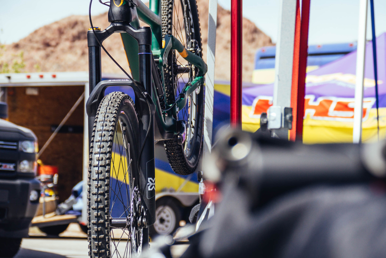X-Fusion Goes Longer and Bigger with New Trace 36 Fork