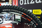 Aaron Gwin's Signature Aquila Tires Now Available with a Lighter Trail Casing