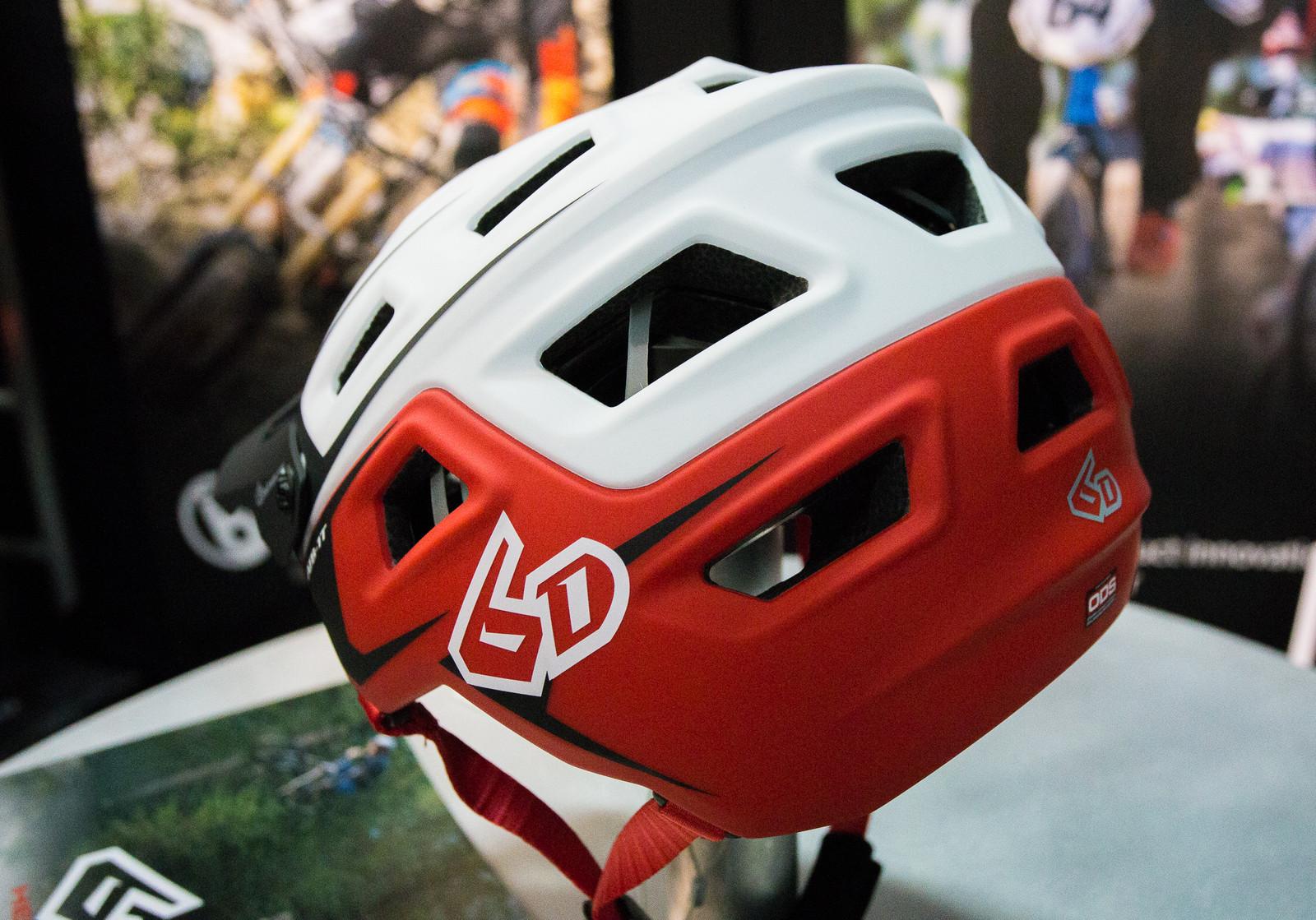 6D's New ATB 1T EVO Helmet at Interbike