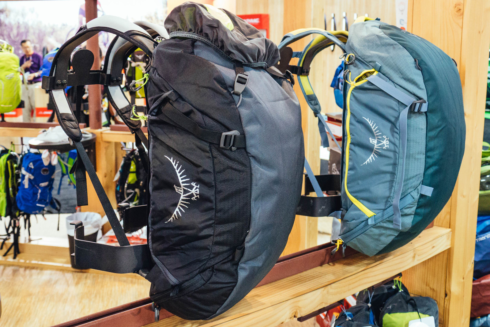 Osprey Makes New Duffel Bags with Mountain Bikers in Mind