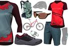 Eight Head-to-Toe Looks for Mountain Biking Ladies