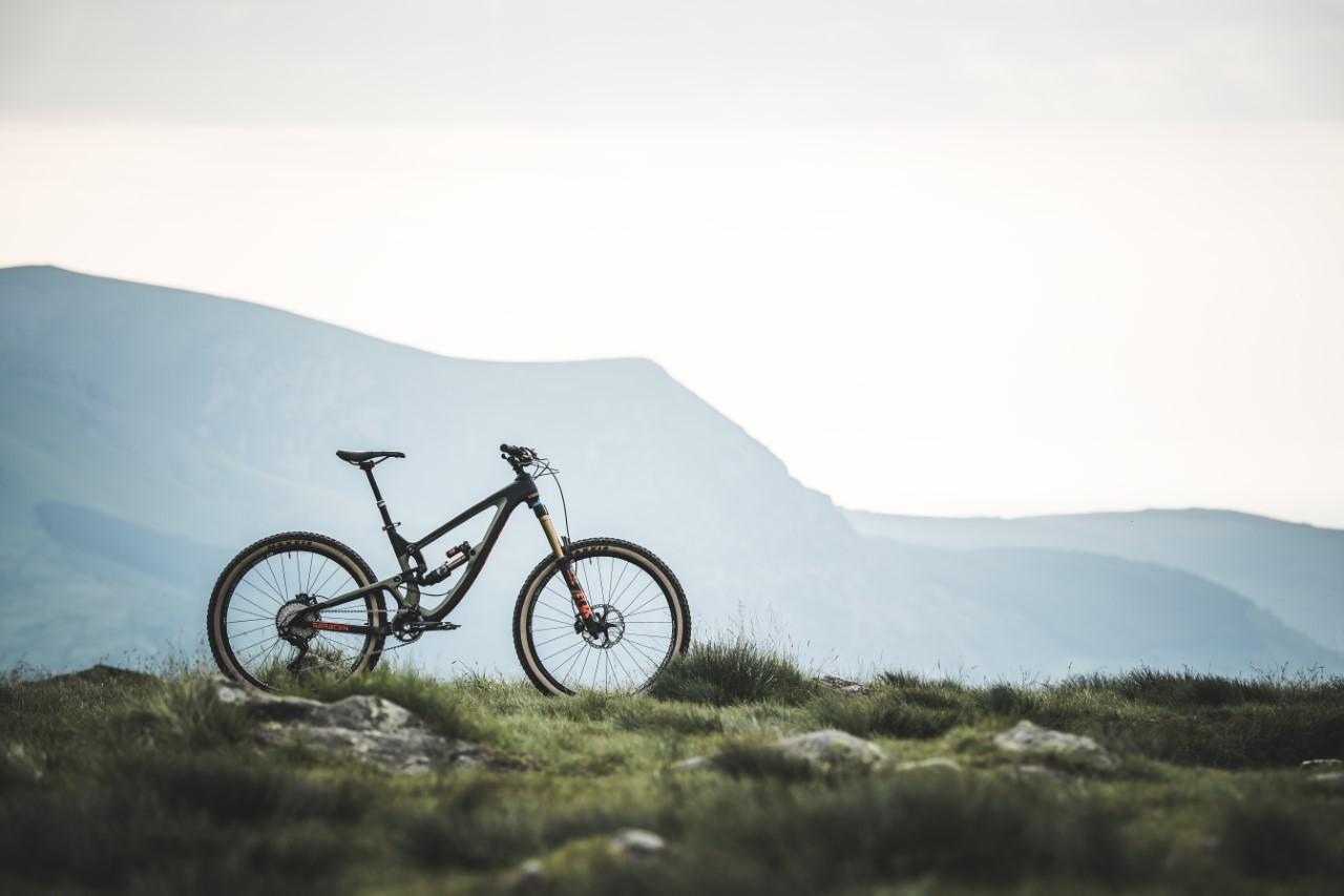 Matt Walker's Saracen Ariel LT All-Mountain Bike
