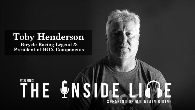 The Inside Line Podcast - Toby Henderson, Racing Legend, President of BOX Components