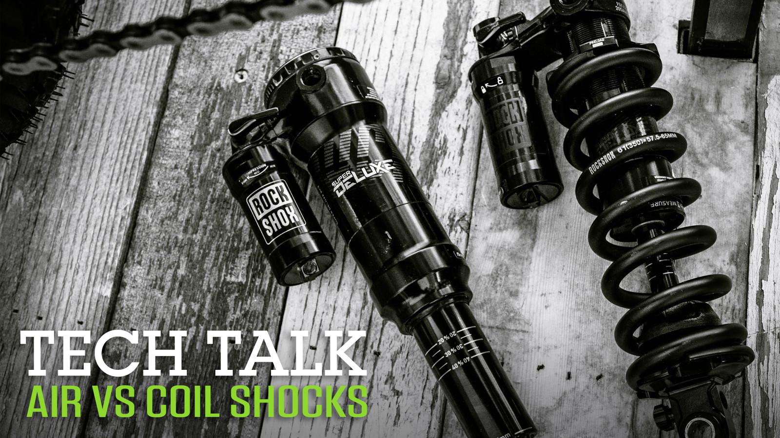 TECH TALK: Air Shocks Versus Coil Shocks, What's Better