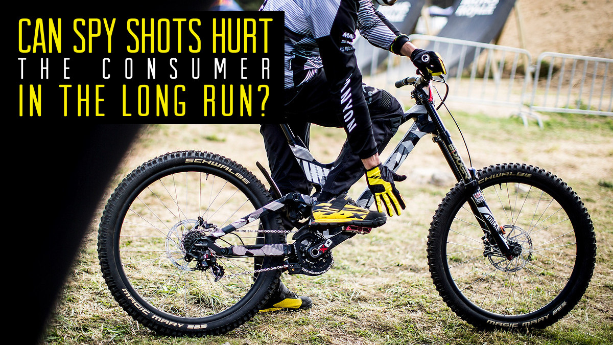 Can MTB Spy Shots Hurt the Consumer in the Long Run?