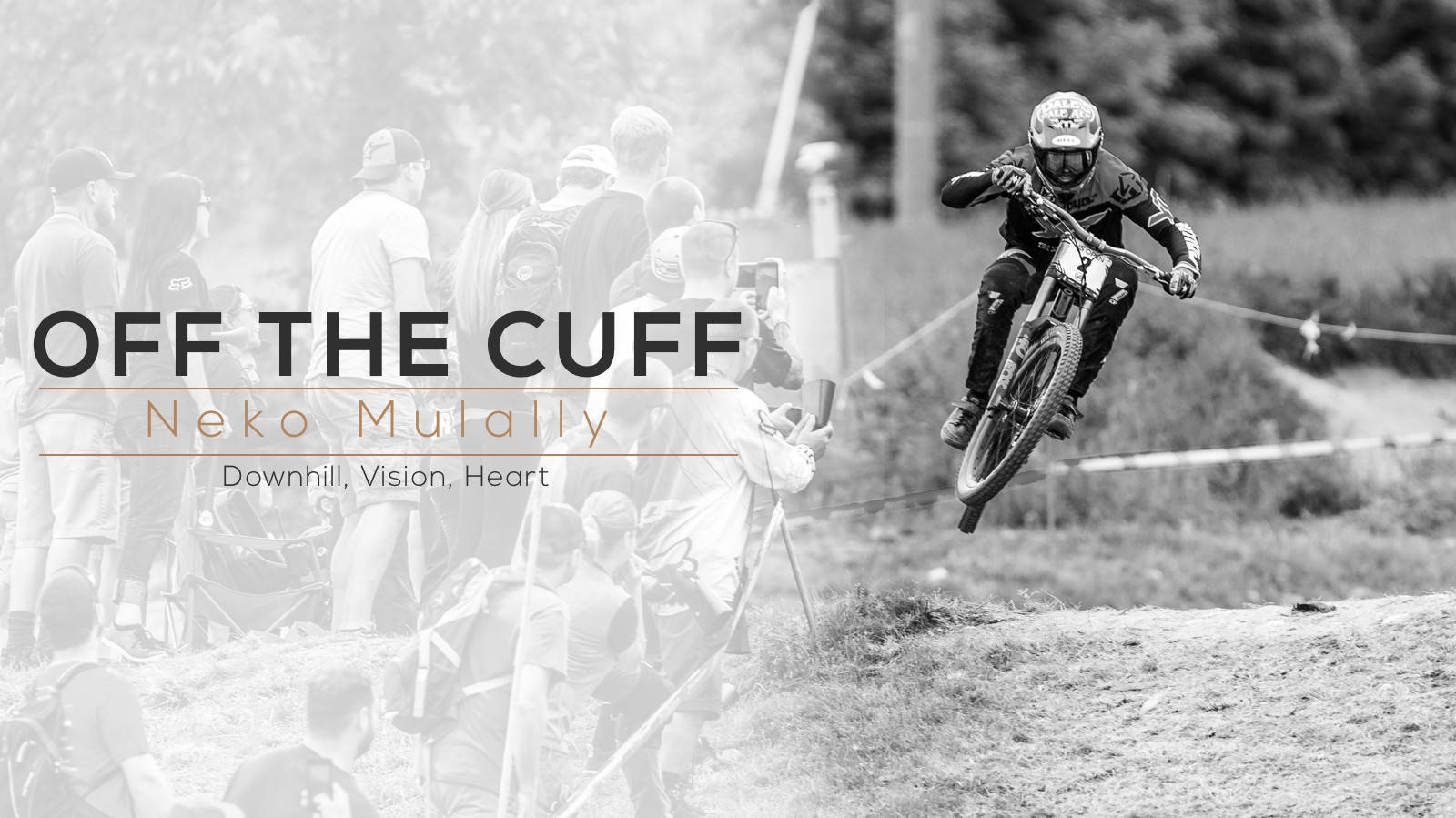 Off the Cuff - Neko Mulally