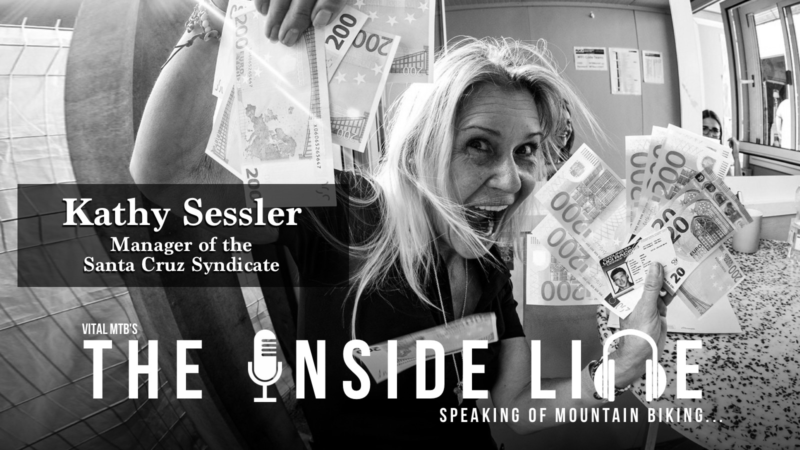 The Inside Line Podcast - Kathy Sessler, Manager of the Santa Cruz Syndicate