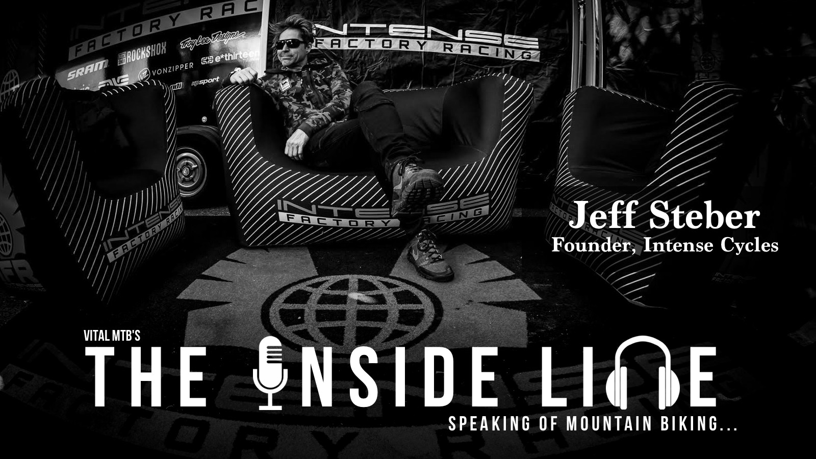 The Inside Line Podcast - Jeff Steber, Founder of Intense Cycles