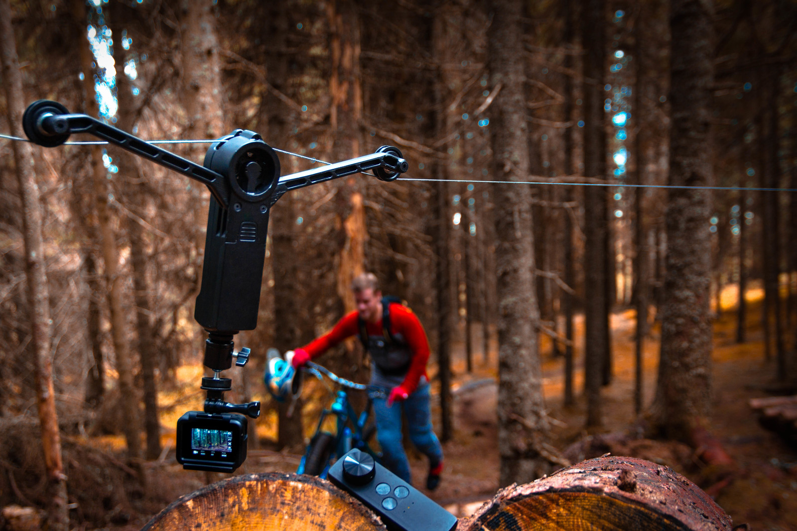 First Look: Wiral LITE - A Remarkably Easy to Use Cable Cam