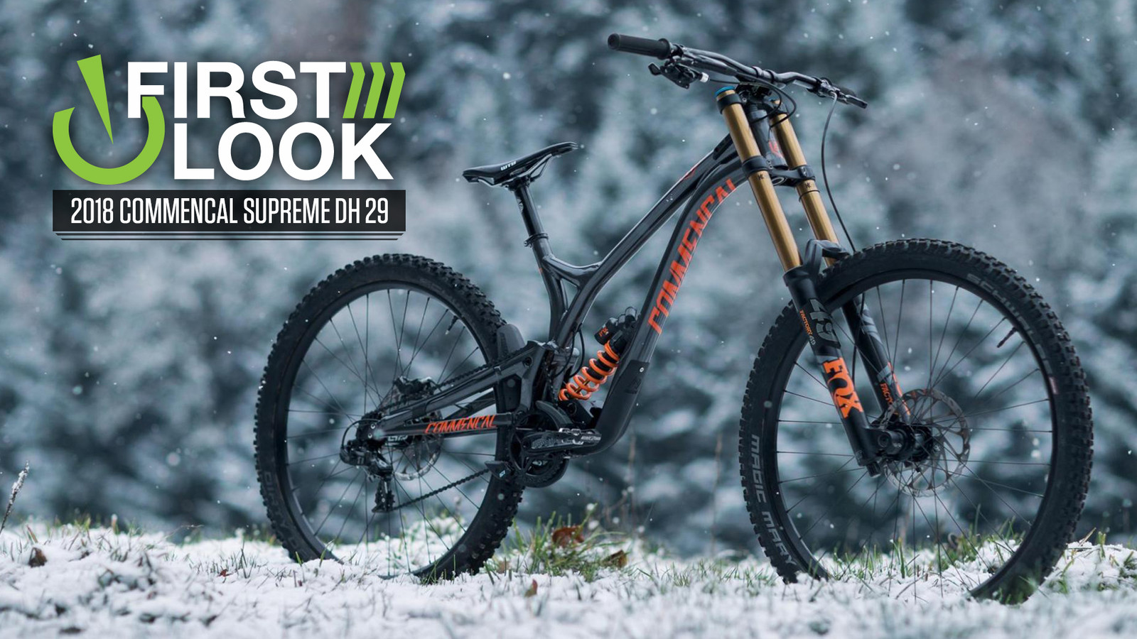 First Look: Commencal Supreme DH 29