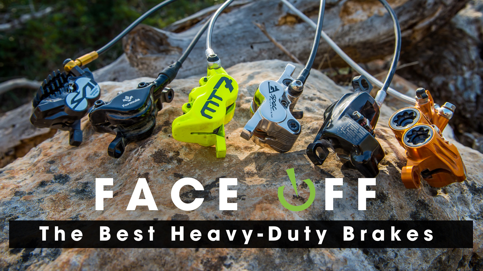 Vital MTB Face Off: The Best Heavy-Duty Disc Brakes
