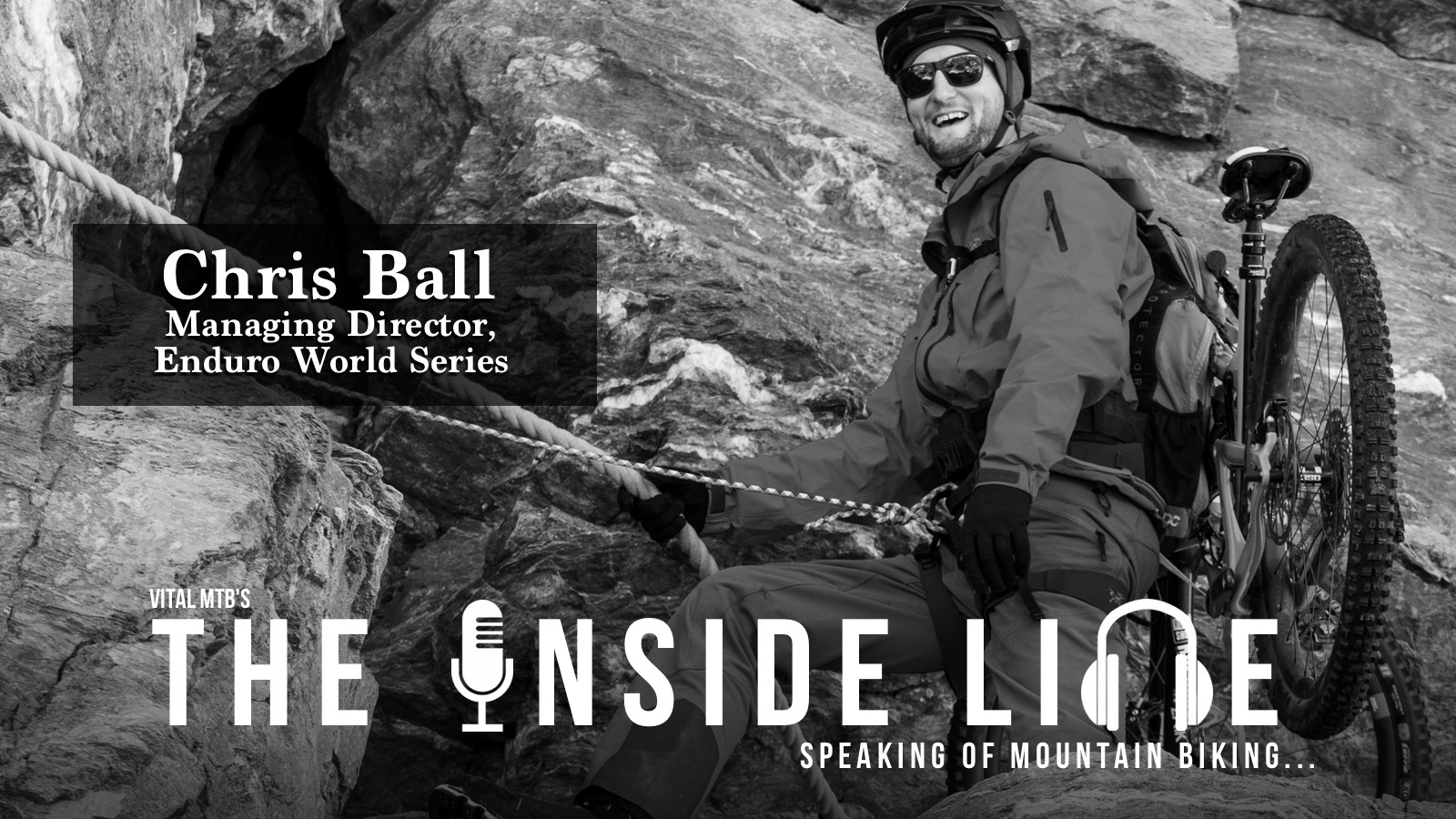 The Inside Line Podcast - Chris Ball, Managing Director of the Enduro World Series