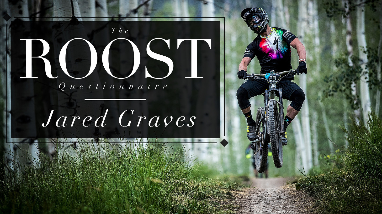 The ROOST Questionnaire #1, Jared Graves