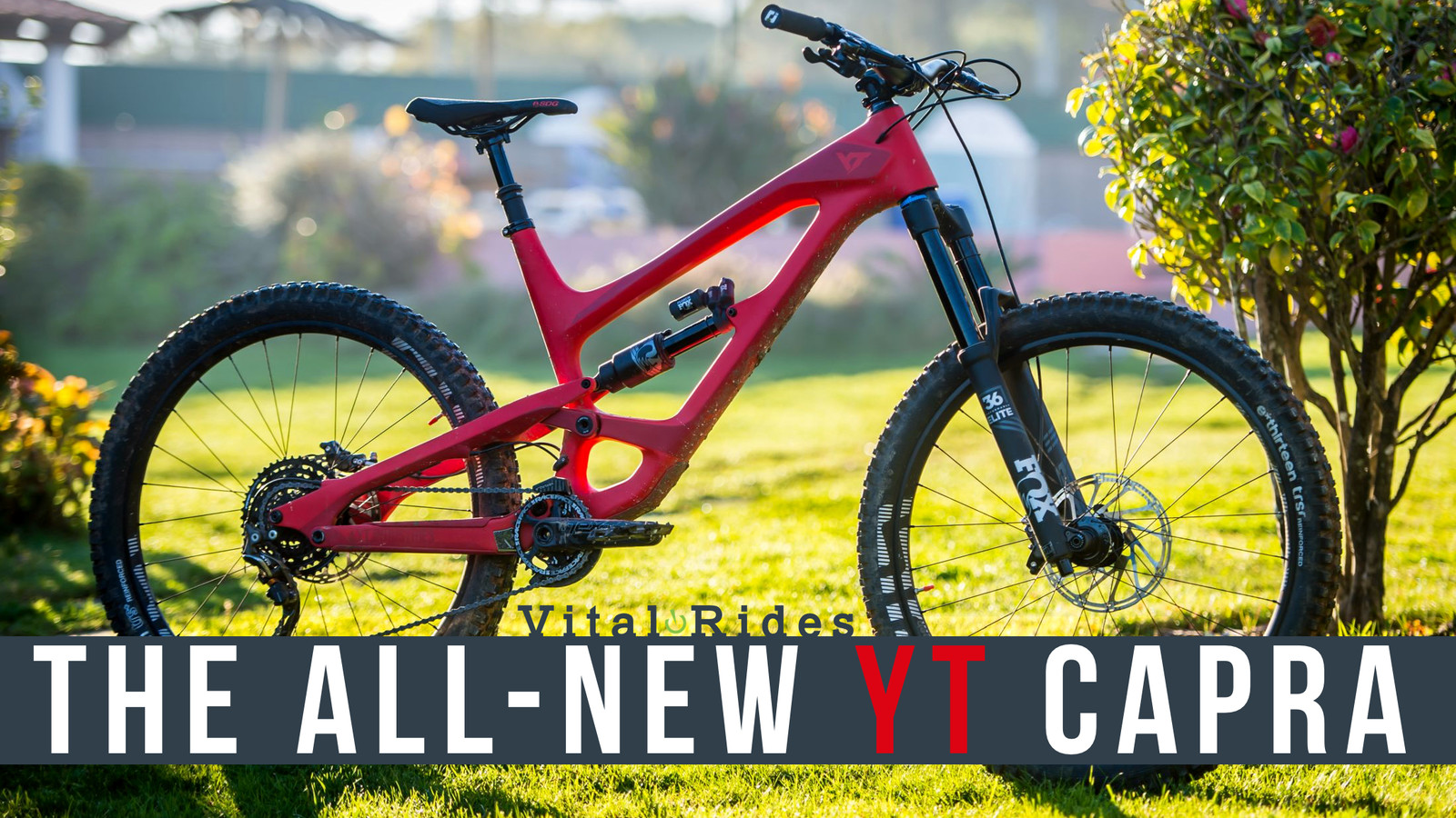 The Return of the Goat – We Ride the All-New 2018 YT Capra