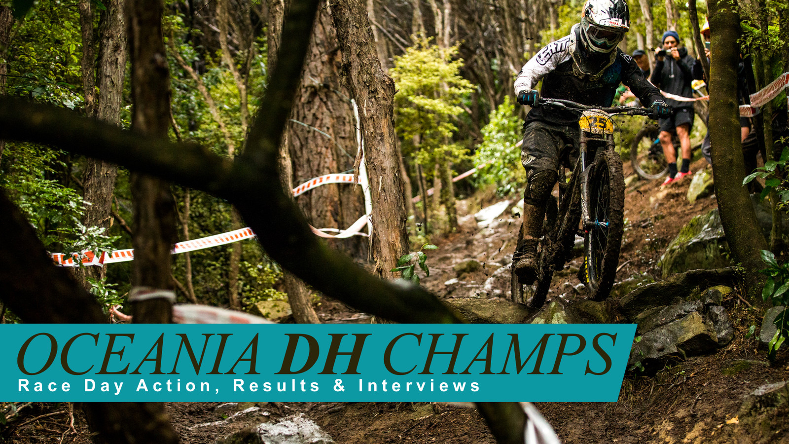 Oceania DH Champs, Results, Race Action and Interviews