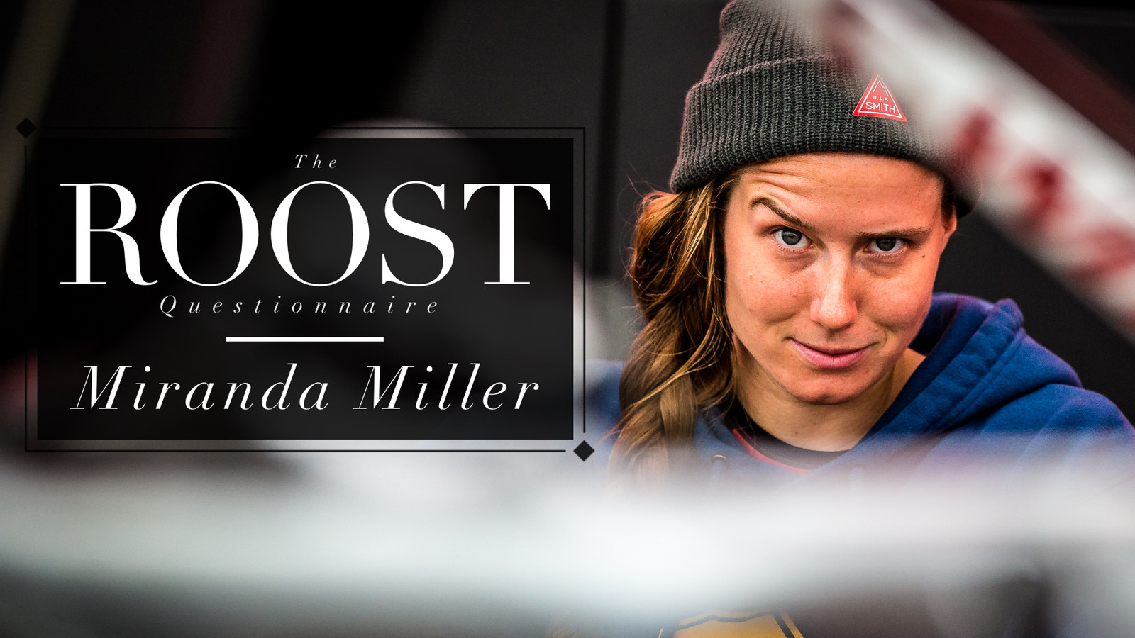 The ROOST Questionnaire #4, Miranda Miller