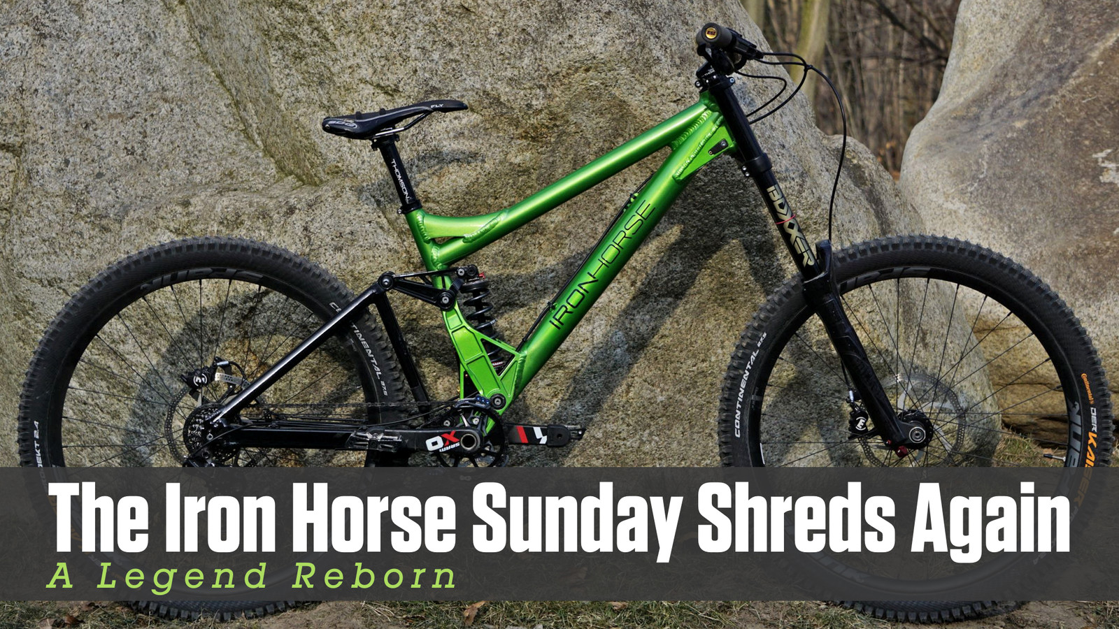 The Iron Horse Sunday Shreds Again | A Legend Reborn - Mountain ...