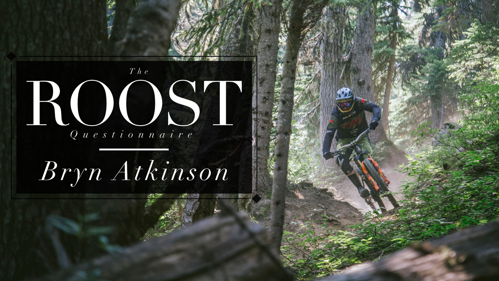 The ROOST Questionnaire #6, Bryn Atkinson