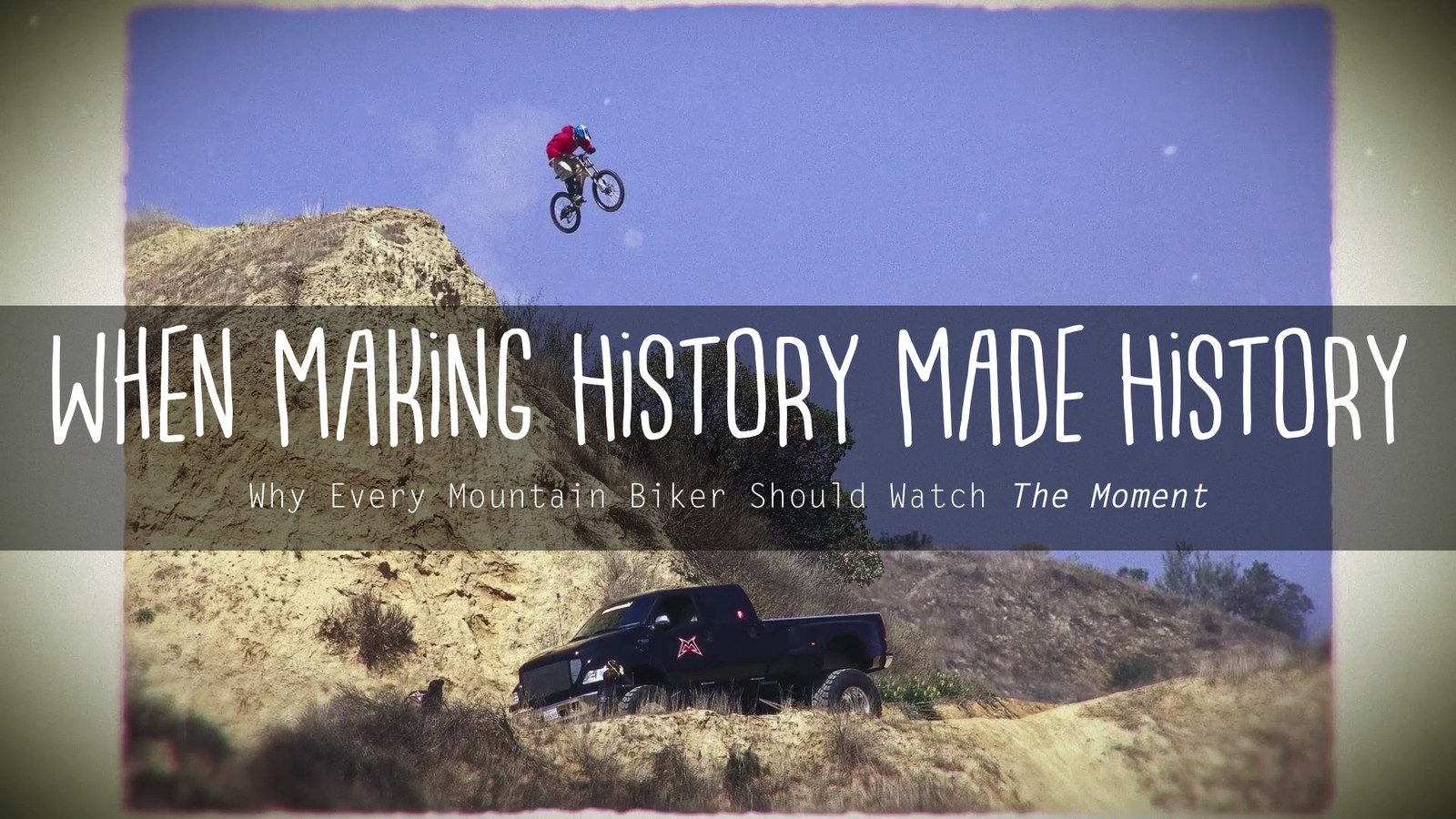 When Making History Made History | The Moment