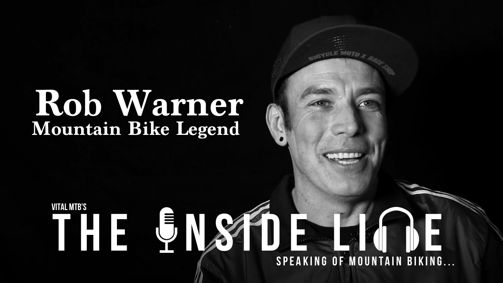The Inside Line Podcast - Rob Warner