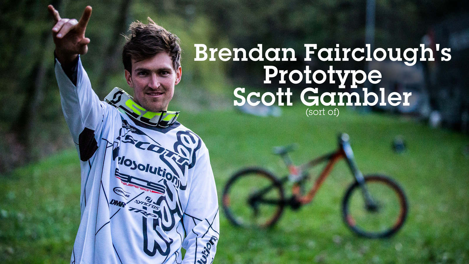 Brendan Fairclough's Prototype Scott Gambler
