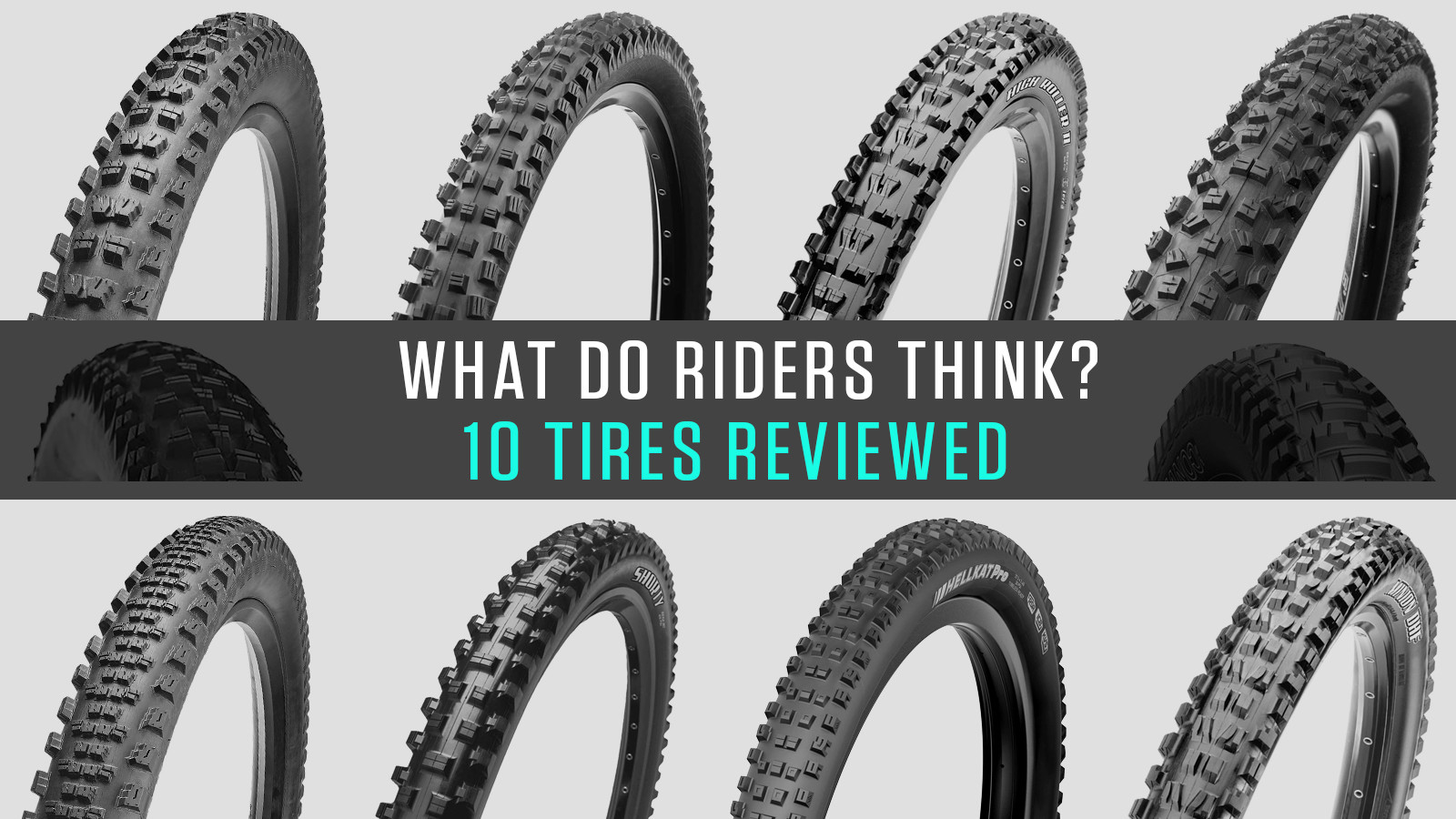 What Do Riders Think? 10 Tires Reviewed by Vital MTB Members