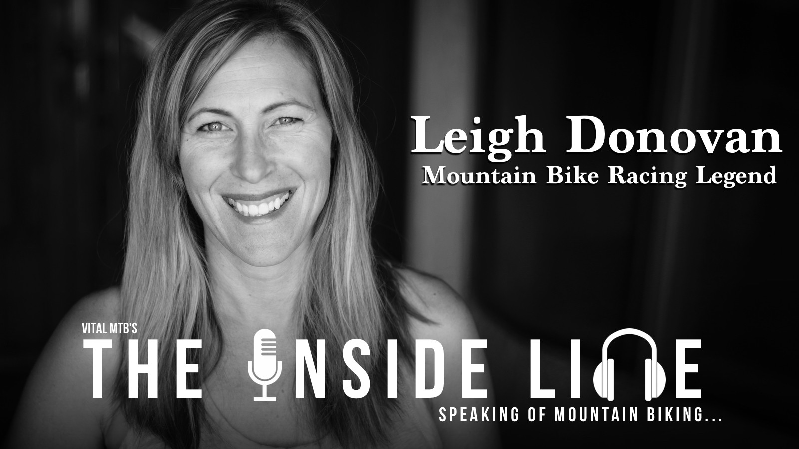 The Inside Line Podcast - Leigh Donovan
