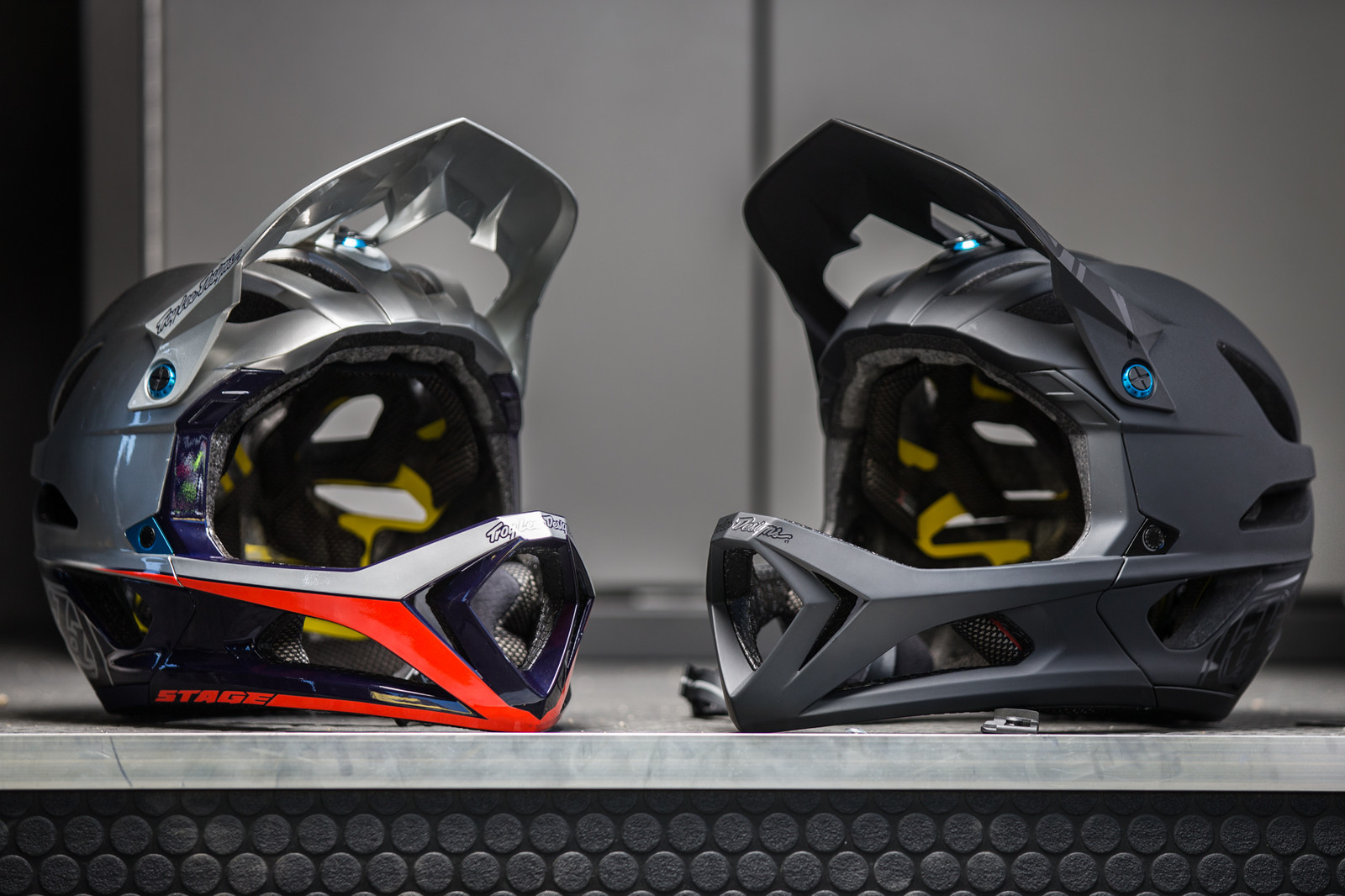 The Lightest MTB Full Face? See the Troy Lee Designs Stage Helmet and 2018 Sneak Peek - Sea Otter Classic