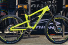 Zerode's New Shorter Travel Taniwha Trail Gearbox Bike - Sea Otter Classic