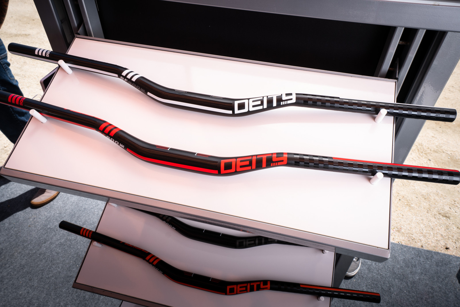 Deity Nails the Details on All-New Brendog Handlebar and Limited Edition Turq Series - Sea Otter Classic