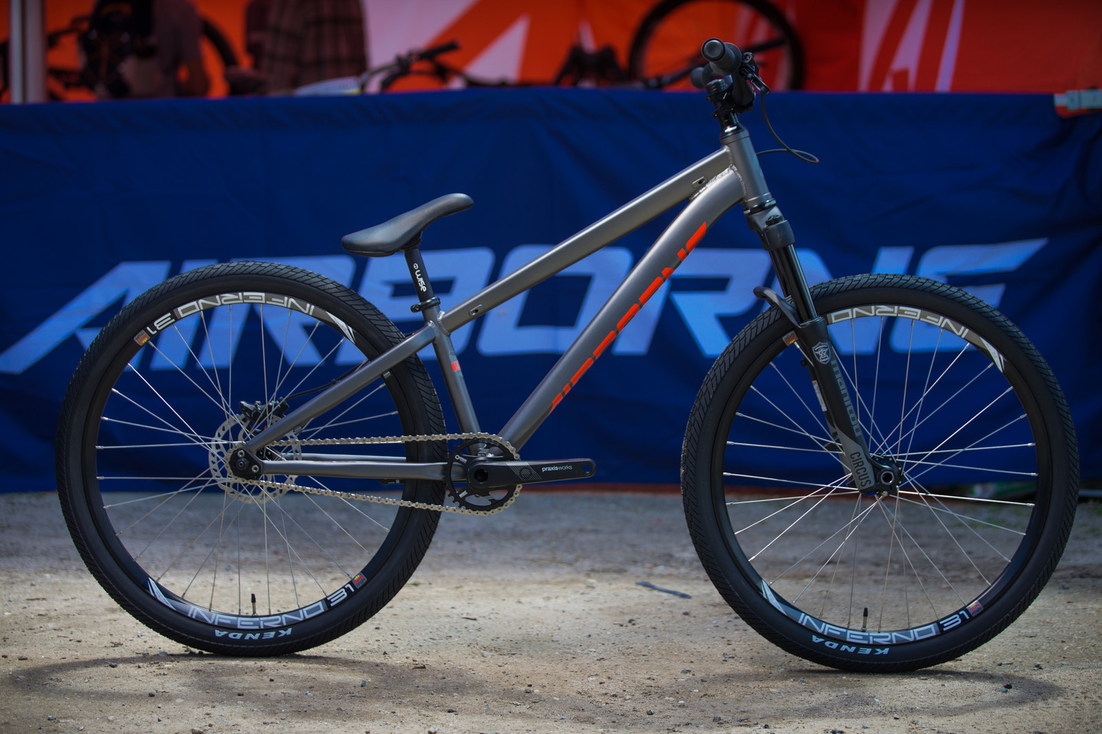 See the New Drew Bezanson Signature Series Airborne Skyhawk Dirt Jumper - Sea Otter Classic