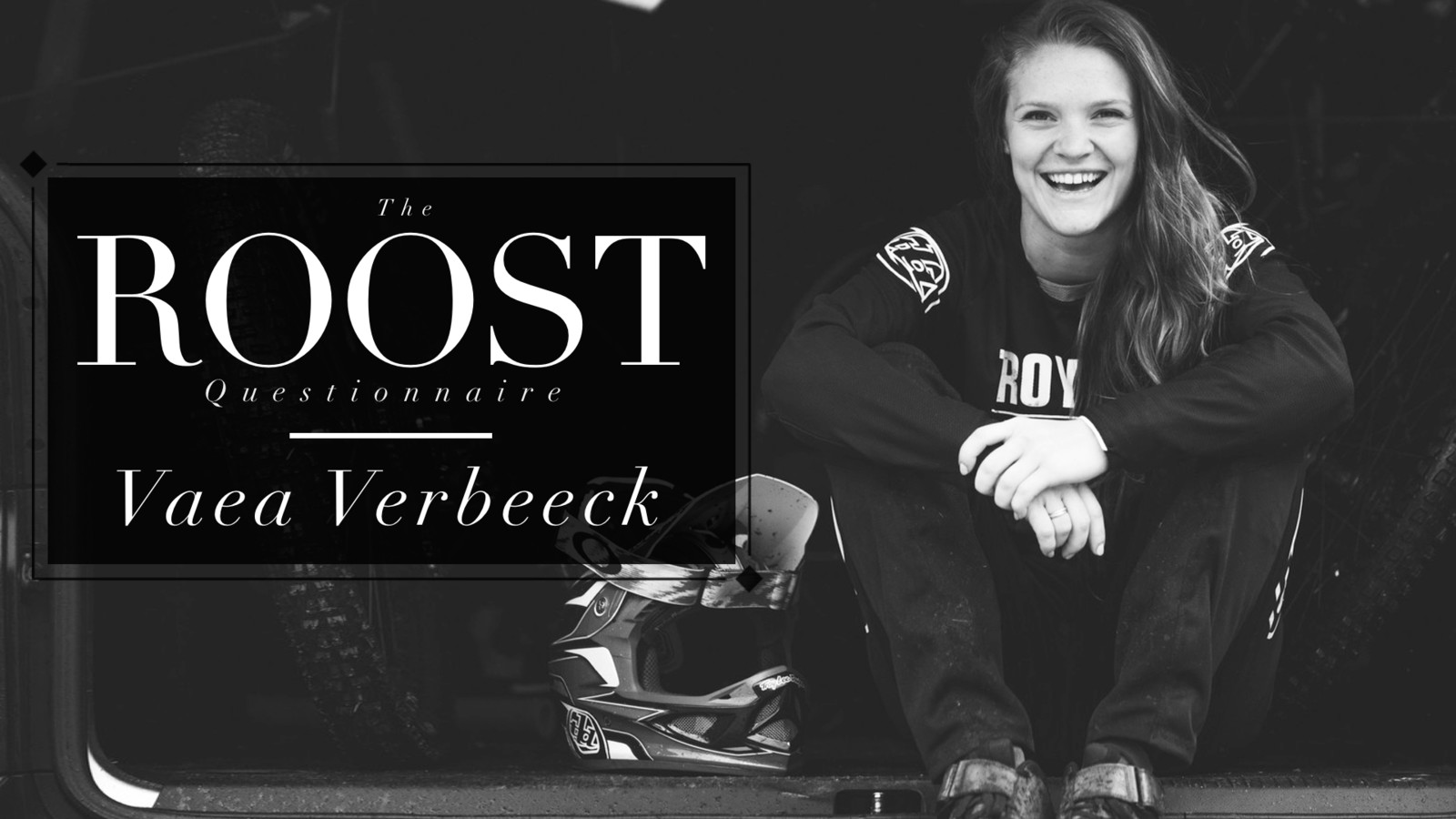 The ROOST Questionnaire #8, Vaea Verbeeck