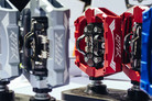 Clip-in Securely with FUNN's Platform-Style Ripper Clipless Pedals - Sea Otter Classic