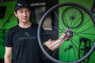 A One-Piece Carbon Wheel? Syncros Makes Spokes and All Part of Silverton SL Wheelset - Sea Otter Classic