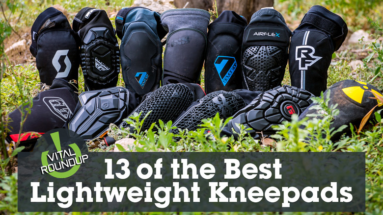 13 of the Best Lightweight Kneepads