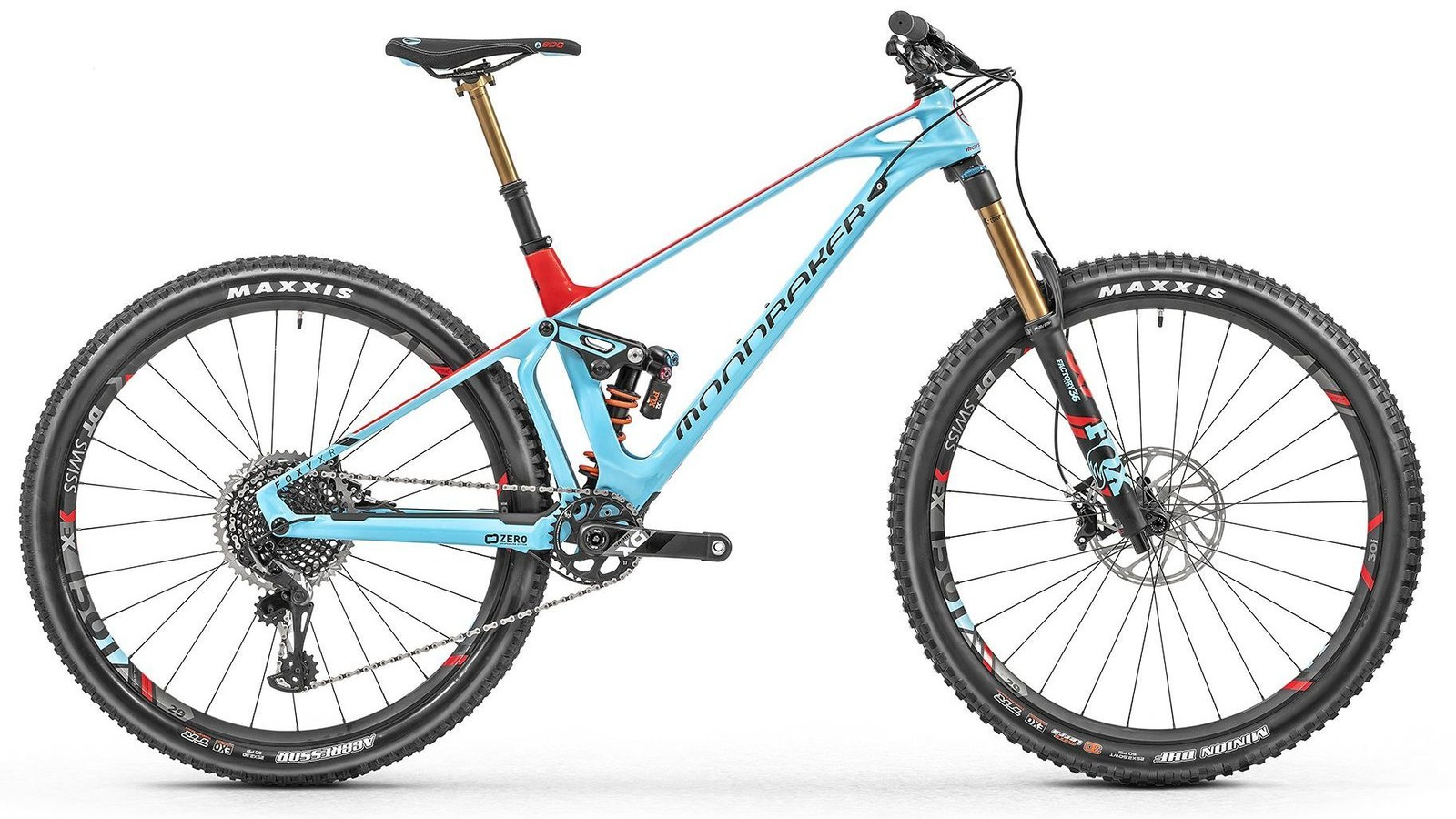 Mondraker Launches the All-New Foxy 29