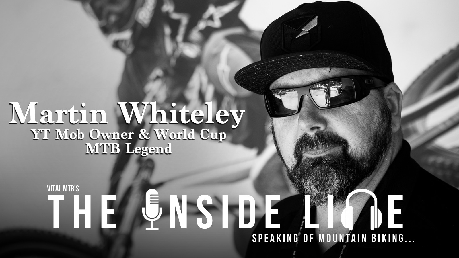 The Inside Line Podcast - Martin Whiteley