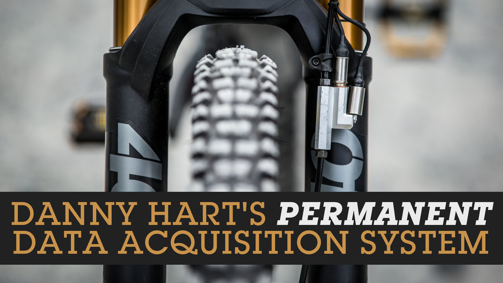 Danny Hart's Permanent Data Acquisition System