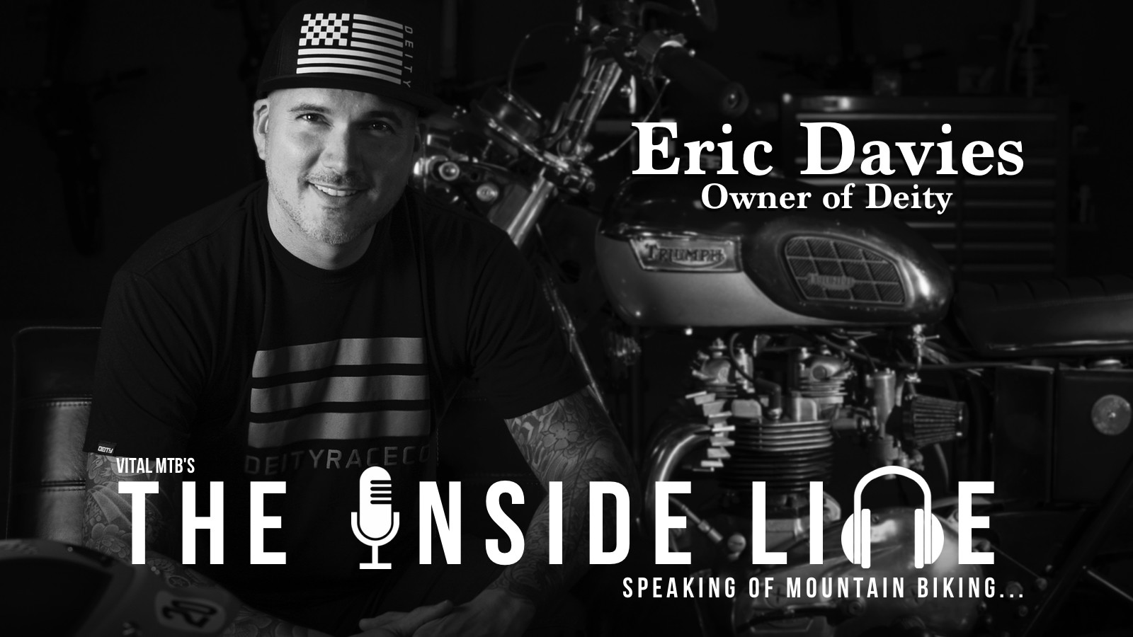 The Inside Line Podcast - Eric Davies of Deity