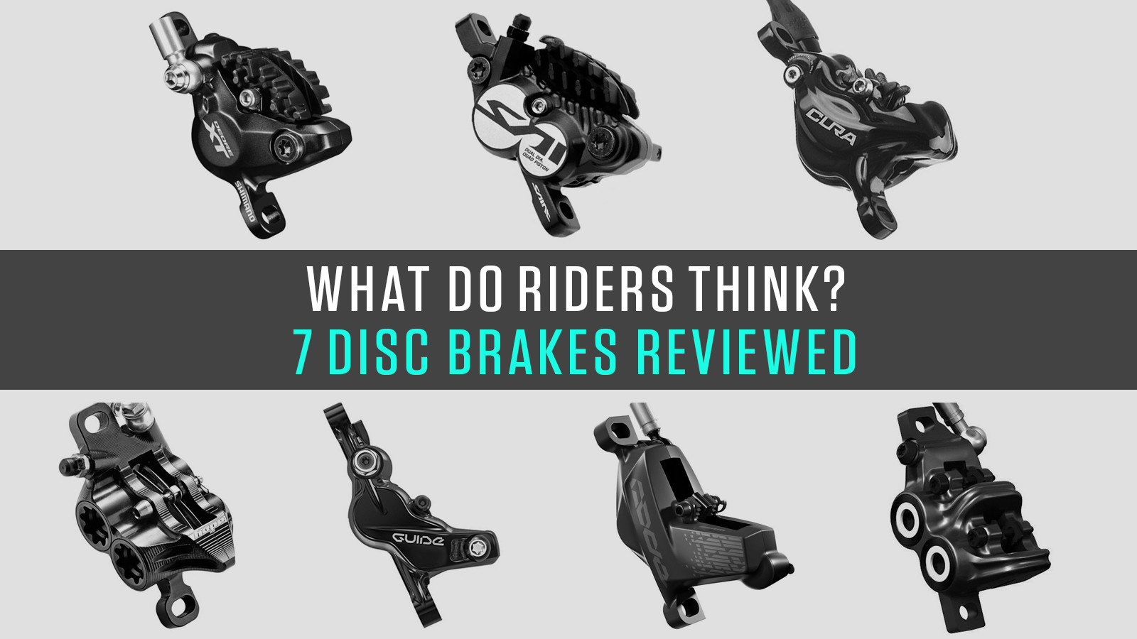 What Do Riders Think? Seven Disc Brakes Reviewed by Vital MTB Members