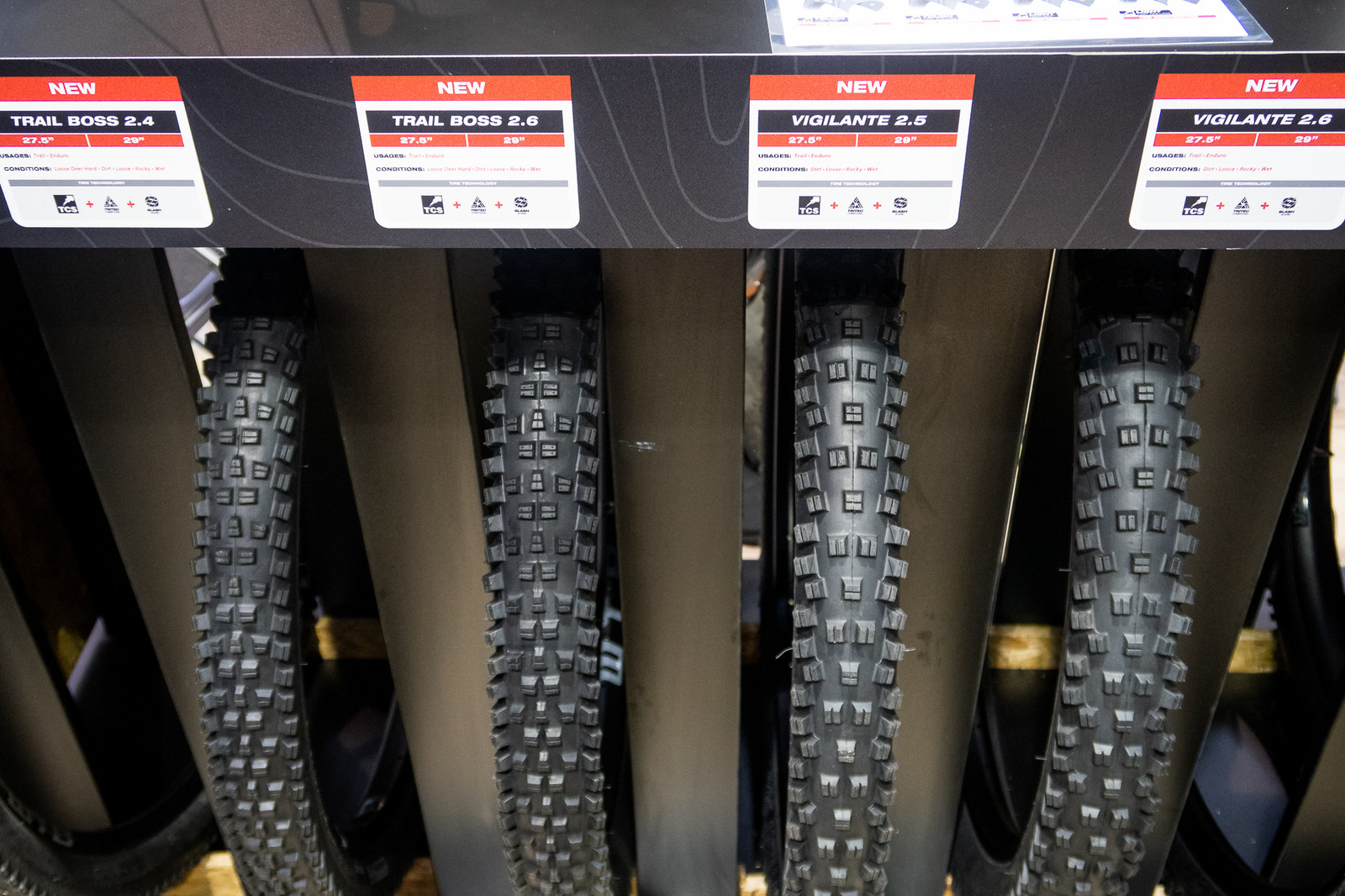 2019 Mountain Bike Tire Offerings from WTB