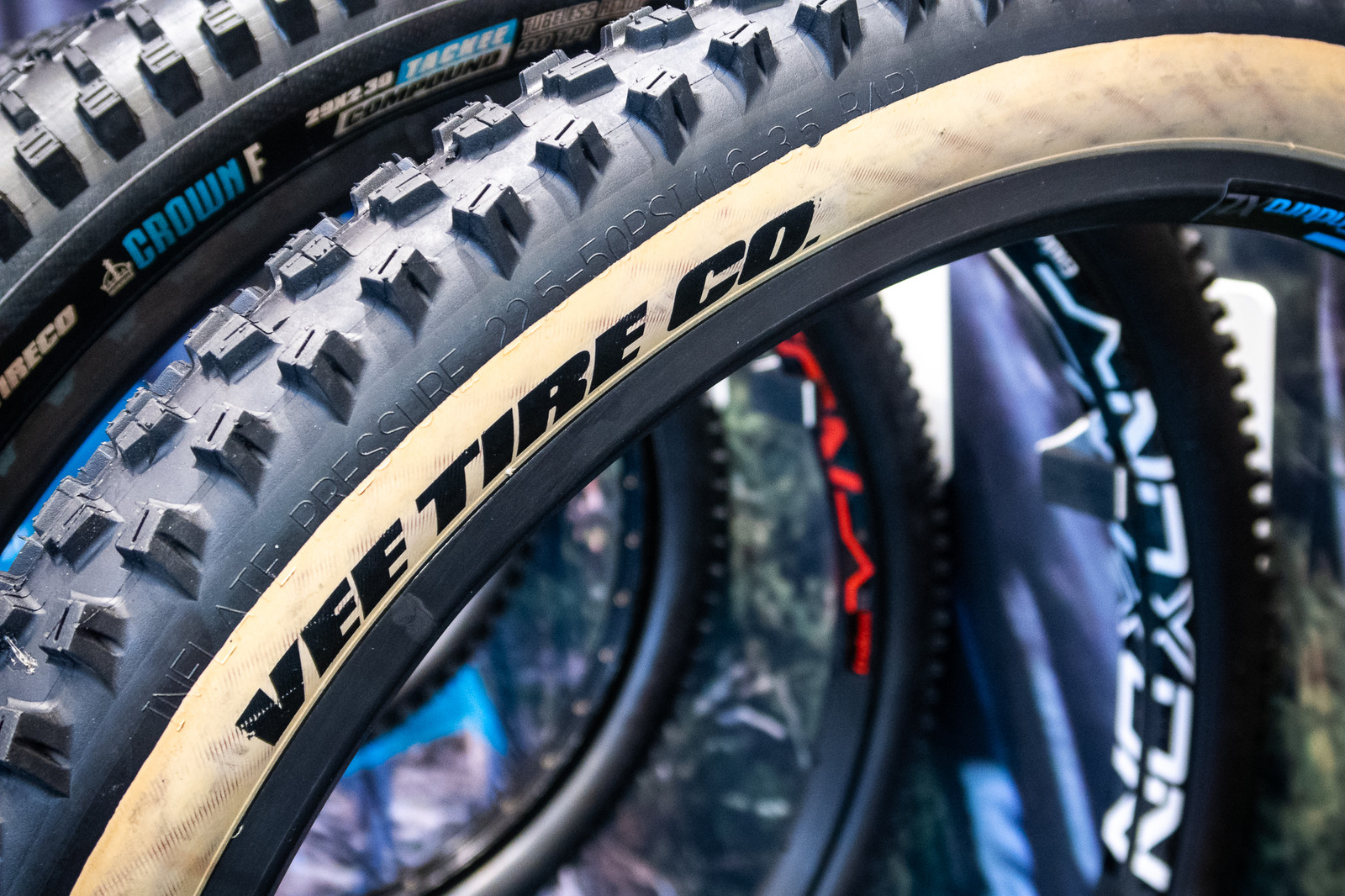 Vee Tire Company, Eurobike 2018