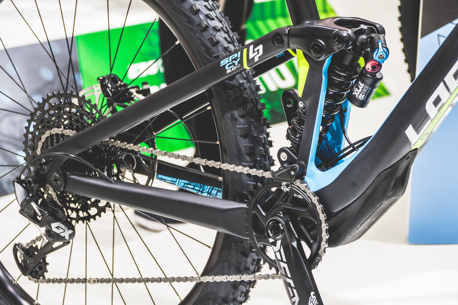 Lapierre Moves to an Entirely New Suspension Design