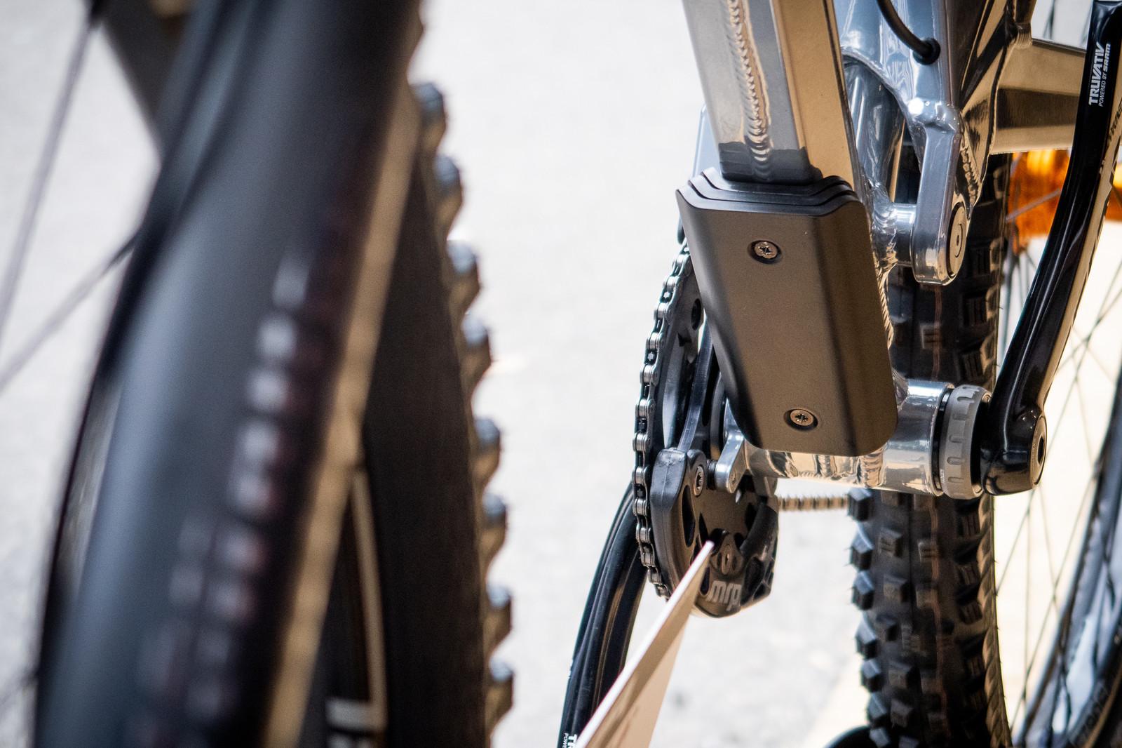 Adding Weights to the Bike? Orange Bikes at Eurobike 2018