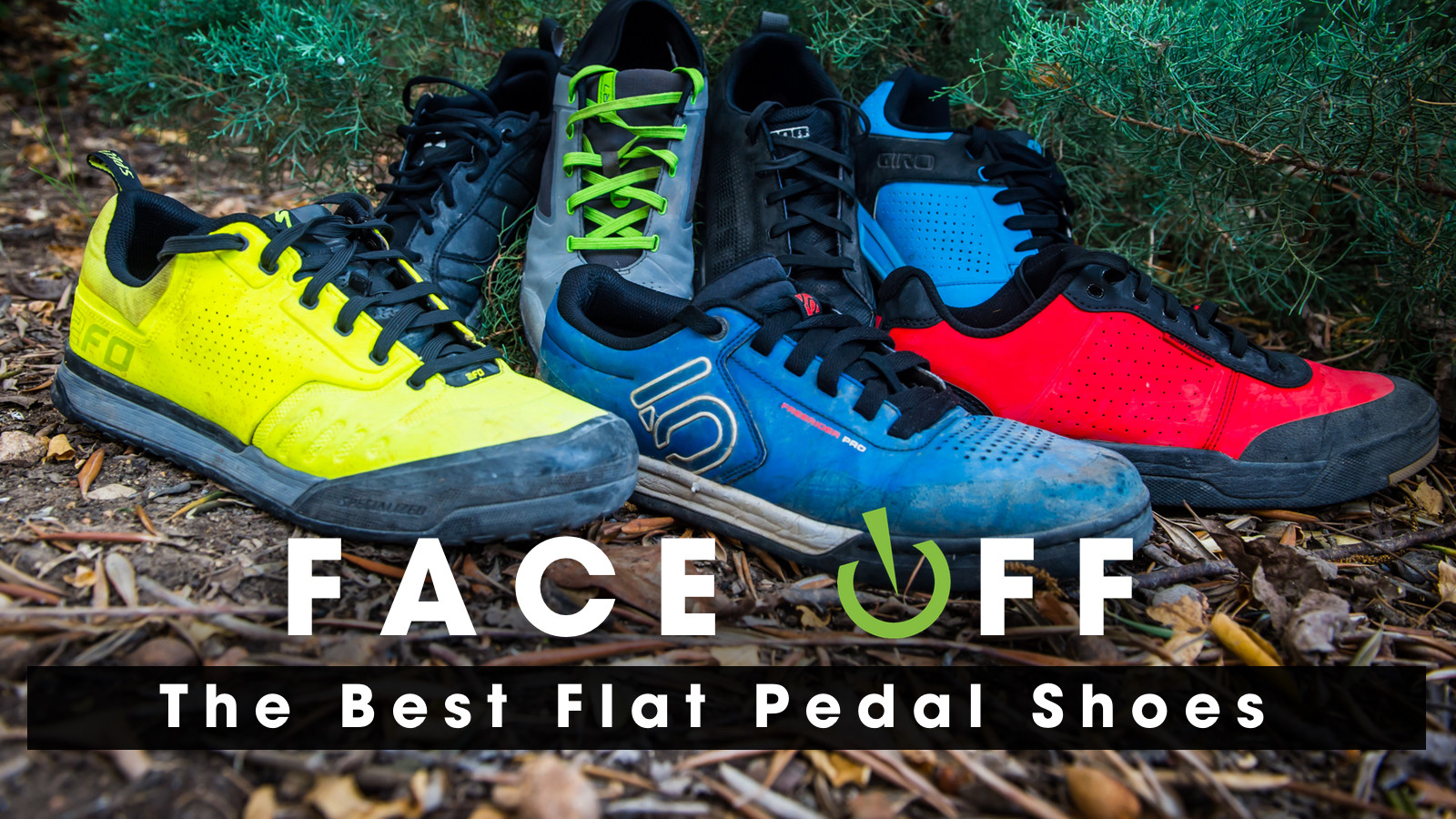 Vital MTB Face Off: The Best Flat Pedal Shoes