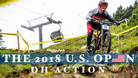Wild Wild Country - 2018 U.S. Open Downhill Action