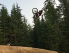 Kade Edwards Did the Coolest Thing at Crankworx Since Anthony Messere's Quarter Pipe Air