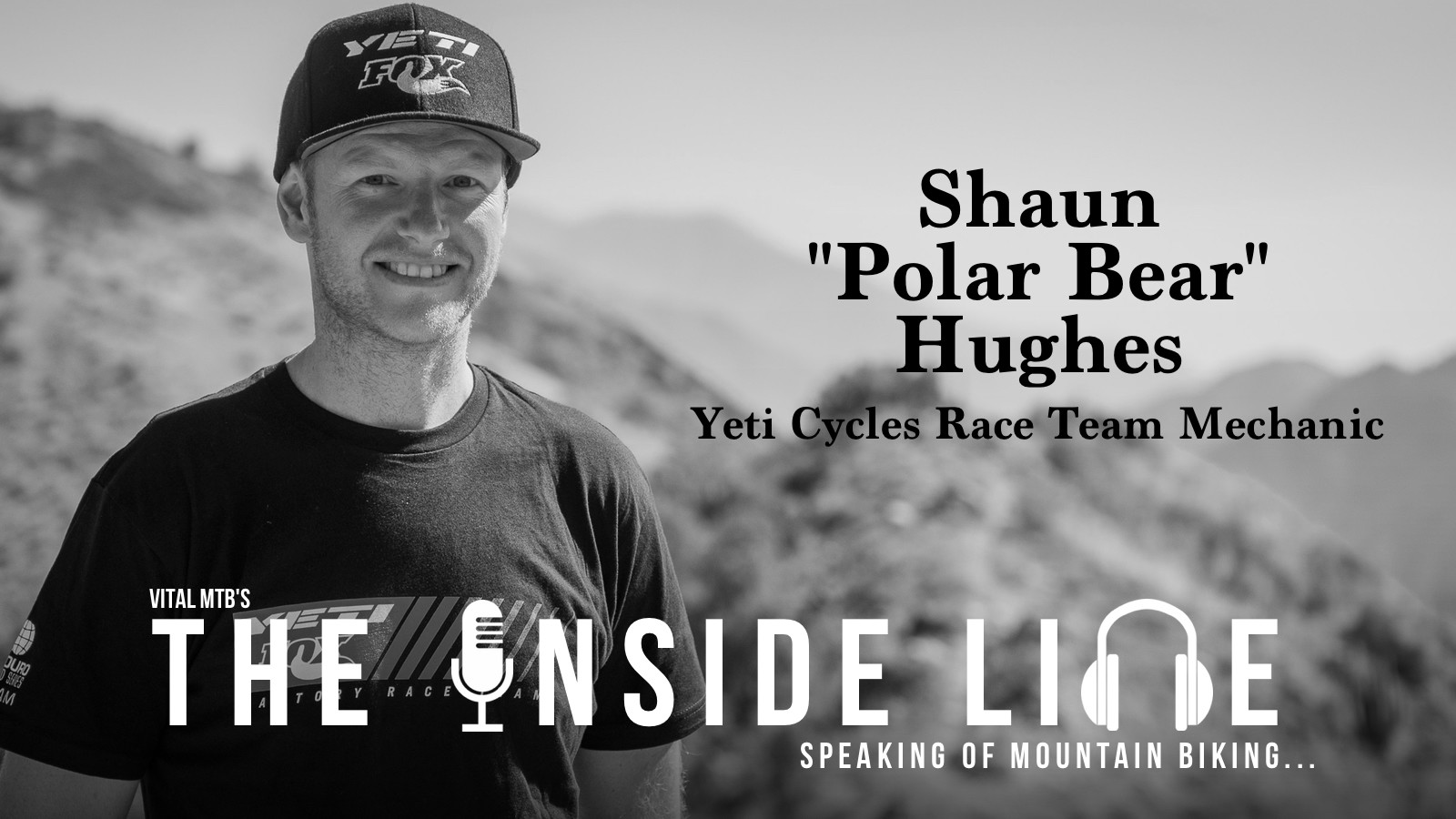 The Inside Line Podcast - Shaun Hughes, Yeti Cycles Race Team Mechanic
