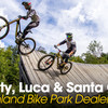 Peaty, Luca and Santa Cruz Bikes - Dealer Days at Highland Bike Park